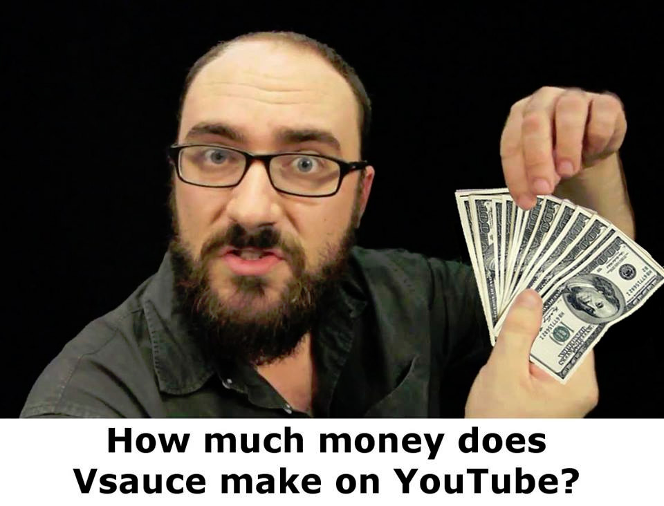 How Much Money Does Vsauce Make?