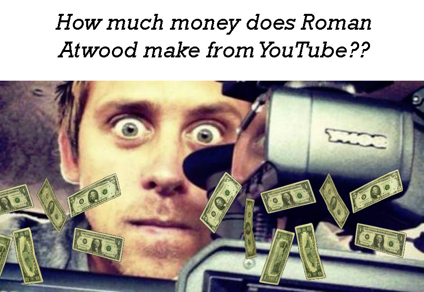 Roman Atwood Makes Millions From YouTube